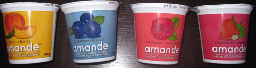 Amande Cultured Almond Milk Yogurt