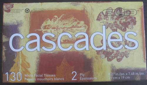Cascades tissue paper