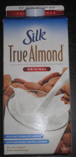 Silk True Almond Milk