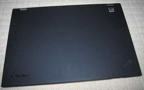 ThinkPad 430s closed