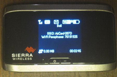Mobile Internet hub