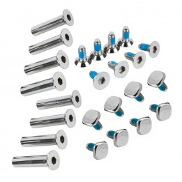 Mission roller hockey screws and axles