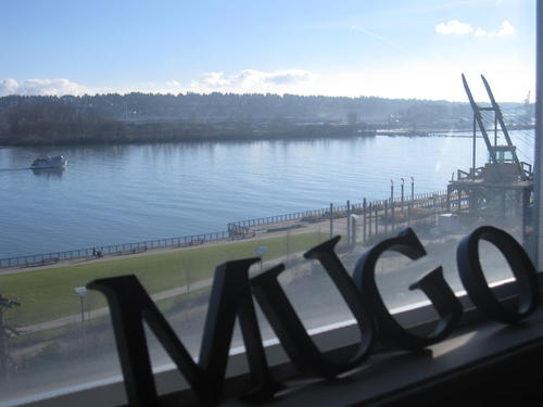 Mugo's New Westminster office view