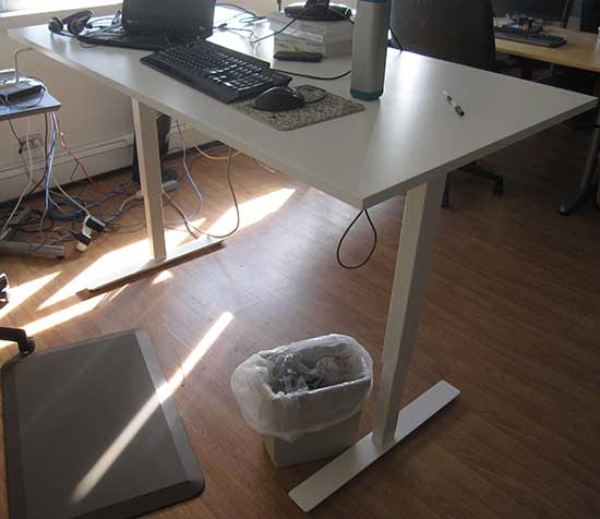 Ikea Skarsta Standing Desk Review Cheaper Reliable
